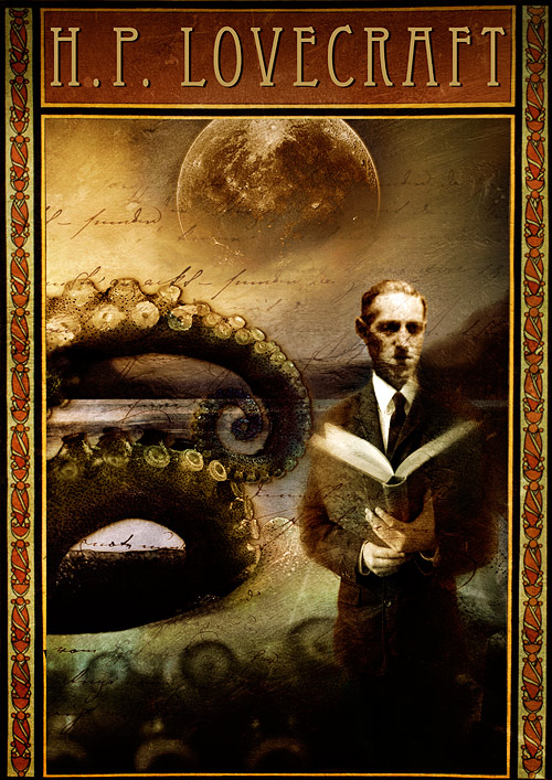 Lovecraft - H.P. Lovecraft