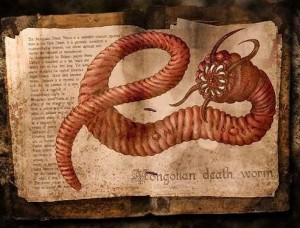 Gusano mongol de la muerte - Mundo Esotérico y Paranormal -