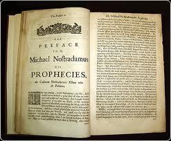 Profecías de Nostradamus - 2012 ¿Año de Profecías?