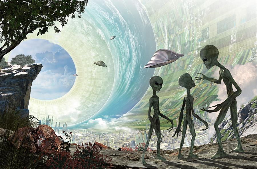 Resultado de imagen de Otras formas de vida fuera de la Tierra