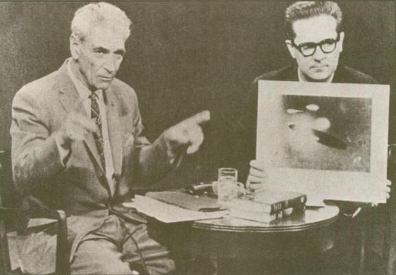 George Adamski - Razas Extraterrestres Investigadas