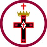 Símbolo secreto de los Rosacruces