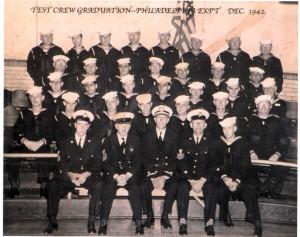 Tripulación USS Eldridge