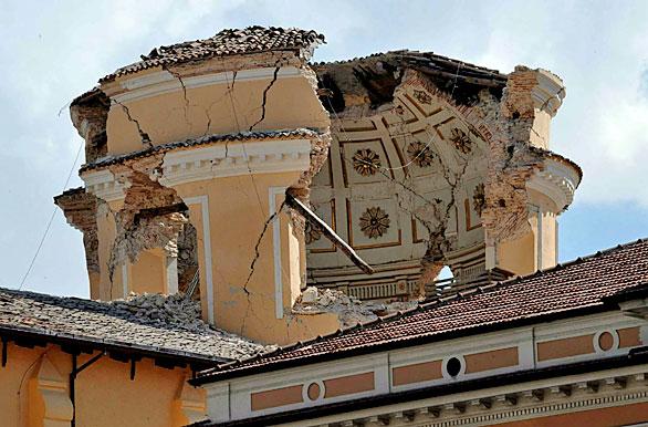 Gran Terremoto Italia