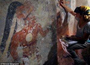Hallazgo Maya en Xultun