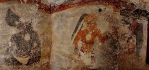 Pinturas Desconocidas Maya e1336739691950 300x142 - El Fin del Mundo ya no será el 21 de Diciembre de 2012