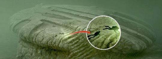 Extraña anomalía en Mar Báltico