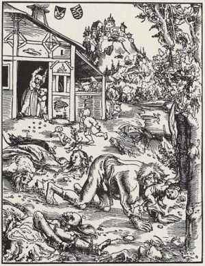 Hombres Lobo, maldición o mutación genética