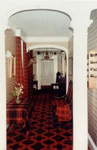 Pasillo Boleskine House