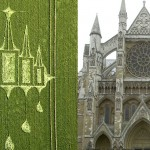 Aumentan las apariciones de círculos en los cultivos en Inglaterra
