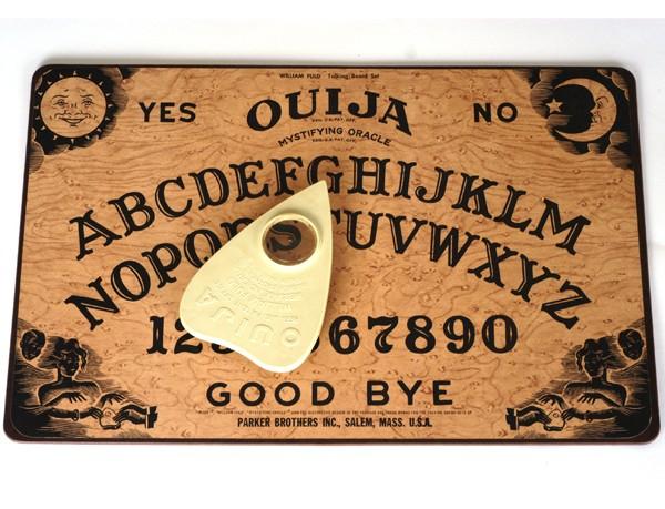 Ouija utilizado por los psicólogos