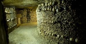Pasillos de huesos