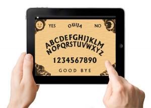 Ya está disponible la Ouija en el IPad