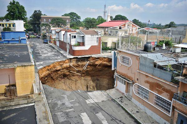 Extraños agujeros que aparecen por todo el mundo Extrano-agujero-en-Guatemala