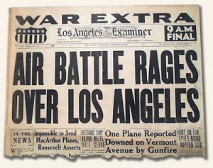 Los diarios hablaron sobre batalla en los ángeles