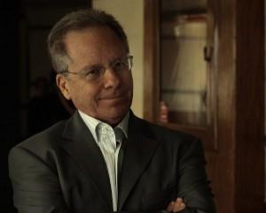 El investigador Barry Taff