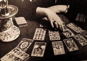 El tarot ,como sistema de adivinación