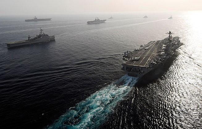 Estados Unidos y China se alían ante una amenaza Ovni