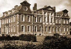 Fantasmas en la mansión Raynham Hall