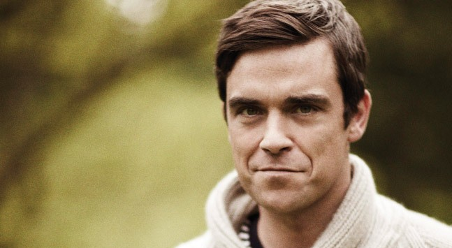 Robbie Williams y su proyecto ufológico