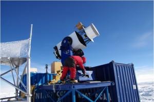 Telescopio Antarctic Survey e1348343854279 300x199 - Estados Unidos y China se alían ante una amenaza Ovni