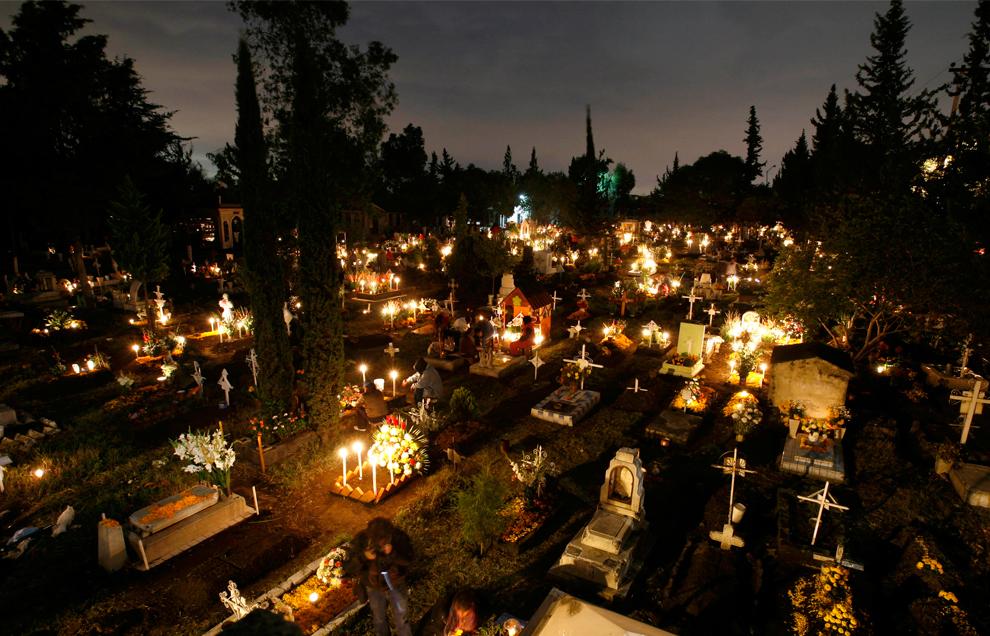 El Día De Muertos Es La Fiesta Favorita De Los Viajeros: 31 Octubre, La Noche De Los Muertos