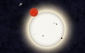 Planeta con cuatro soles e1350500906471 300x188 - Descubierto otro planeta similar a la tierra en Alpha Centauri