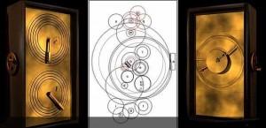 Recreación del mecanismo de Antikythera
