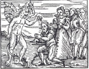 Samhain, la noche de la brujas