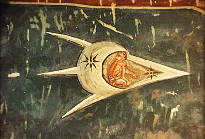 Vimana, antigua tecnología misteriosa de la India