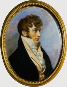 Benjamin Bathurst desaparecido