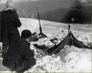 El inicio del misterio e1353205264753 El Incidente del Paso Diatlov, la montaña de los muertos
