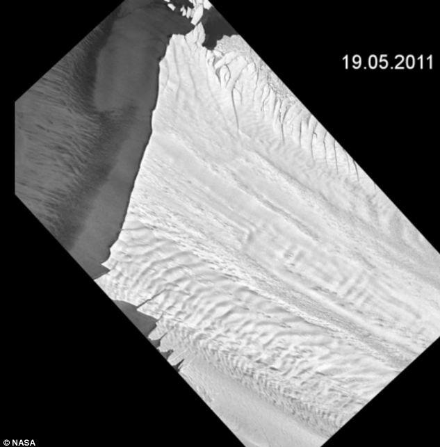 Grieta en la antartida e1353535641252 - Desastres naturales masivos, ¿que está pasando?