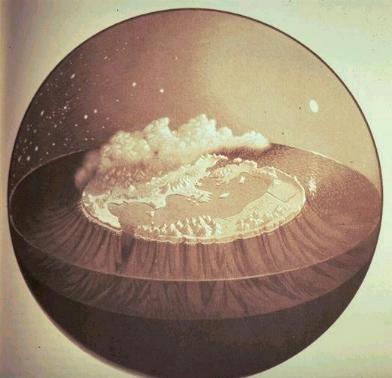 La conspiracion de la tierra plana e1353891999788 Teoría de la Tierra plana, ¿y si no fuera como nos lo contaron?