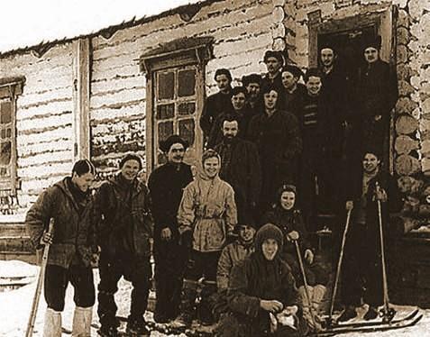 La expedición de Diatlov