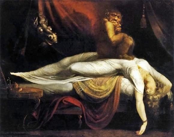Paralisis del sueno ataques del mas alla e1353718272981 Parálisis del sueño, ¿ataques del más allá?