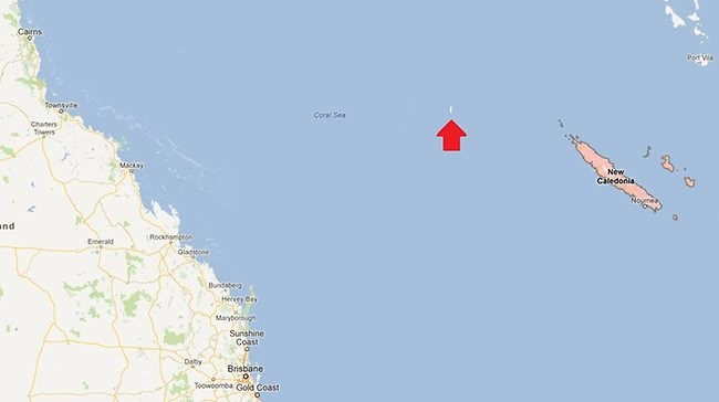 Que ha pasado con Sandy Island e1353620055557 Sandy Island, la isla fantasma