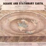 Teoría de la Tierra plana, ¿y si no fuera como nos lo contaron?
