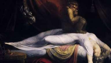 paralisis del sueno 384x220 - Parálisis del sueño, ¿ataques del más allá?