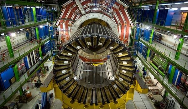 El Gran Colisionador de Hadrones e1354858838143 - El experimento del Gran Colisionador de Hadrones el 21 de diciembre de 2012