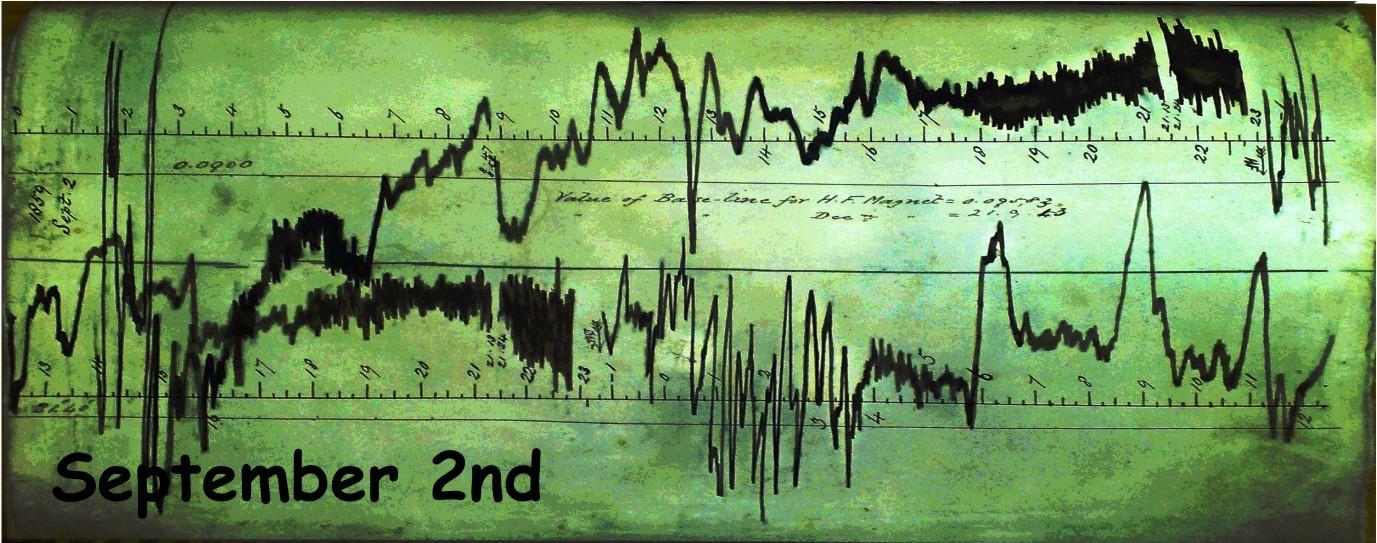 """El evento Carrington e1355610716969 - Los científicos alertan: """"Grandes Tormentas Solares para el 2013"""""""