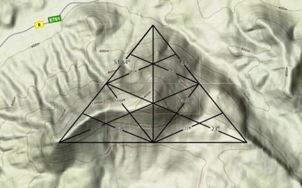 El monte Rtanj, poderosa pirámide