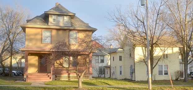 Fenómenos paranormales en una residencia de Iowa