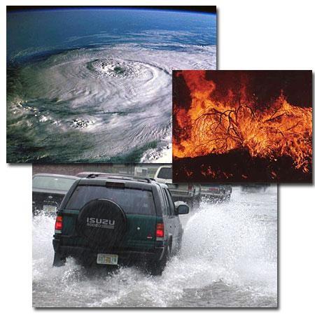 Grandes desastres naturales