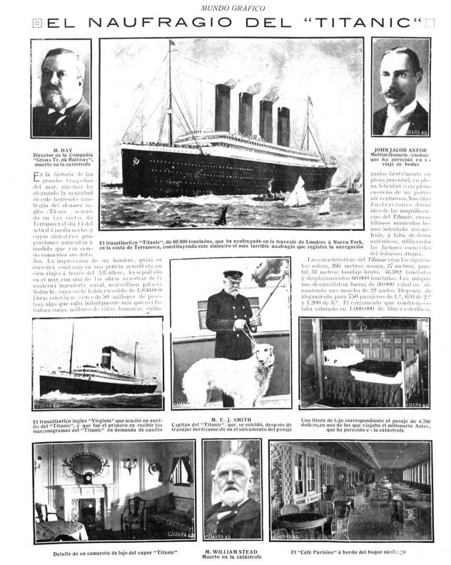Los libros que predijeron el hundimiento del Titanic