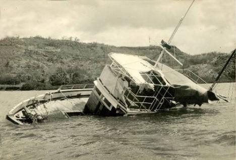 MV Joyita e1355123208202 - Barcos fantasmas, misterios en los océanos