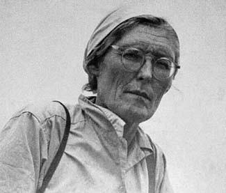 Maria Reiche la dama de Nazca e1354775661966 - Las Lineas de Nazca, el eterno misterio
