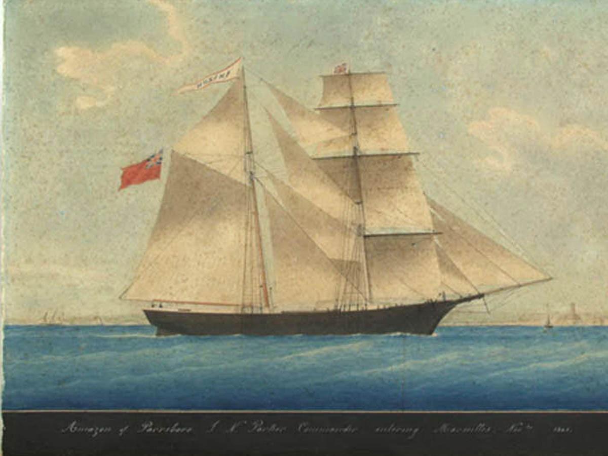 Mary Celeste e1355122092997 - Barcos fantasmas, misterios en los océanos