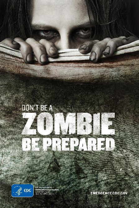 Poster promocional CDC