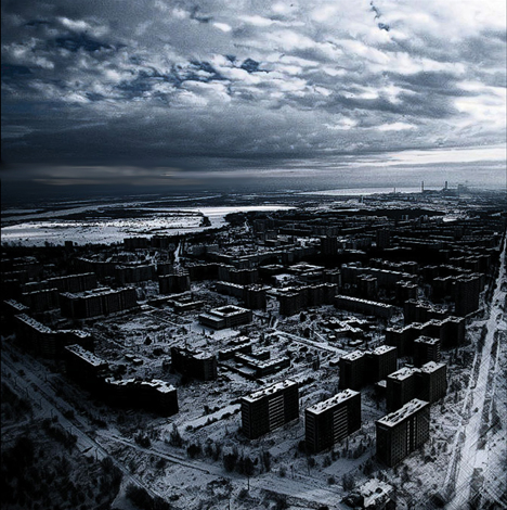 Pripyat Los fenómenos paranormales de Pripyat